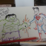 Hulk and Supes