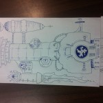 Collaborative Starship, 2/3: Matt
